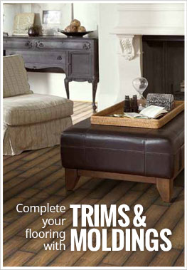 Bel Air French Collection Easy Install Laminate Floor Planks