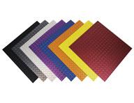 Tread Plate Vinyl Tiles