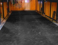 "3/4"" Diamond Top Horse Mats"