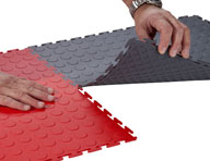 6.5 mm Coin Flex Tiles