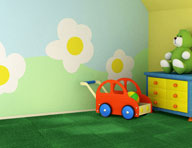 GreenSpace Carpet Tile