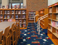 Joy Carpets Bookworm