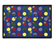 Joy Carpets Hokey Pokey Kids Rug