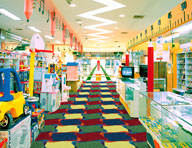 Joy Carpets Pinwheel