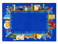 Joy Carpets Read to Succeed Kids Rug