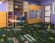 Joy Carpets Tiny Town