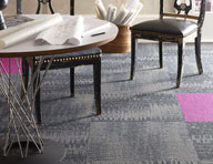 Shaw Rendered Lines Carpet Tile