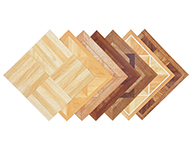 Wood Peel & Stick Vinyl Tile