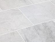 Daltile Marble Falls Ceramic Tile - White Water