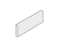 "Homestead 3"" x 13"" Bullnose"