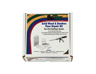 Solid Wood & Bamboo Floor Repair Kit