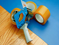 "3"" Hand-Held Tape Dispenser"