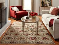 Dryden Burlington Light Camel Area Rug