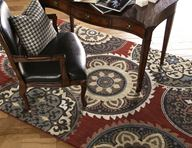 Dryden Summit View Ashen Area Rug