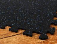 8mm Sport-Lock Rubber Tiles