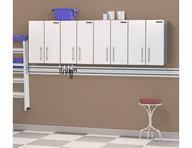Ulti-MATE Storage 4-Piece Wall Cabinet Kit