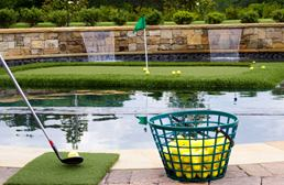 Floating Putting Green Mats XL