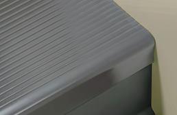 Roppe Vinyl Stair Tread