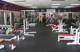 "3/4"" Rubber Gym Tiles"