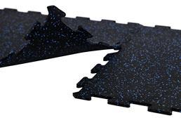8mm Rubber Tile - Closeouts