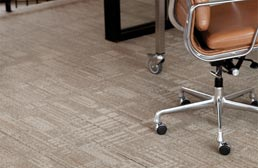 Geo Accents Carpet Tile