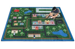 Joy Carpets Tiny Town Kids Rug