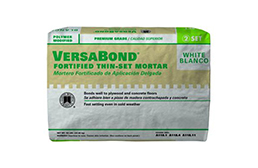 VersaBond Fortified Thin­-Set - White