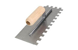 "1/2"" Large Tile Trowel"