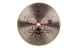 Black Widow Diamond Blade