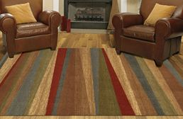 New Wave Mayan Sunset Sierra Area Rug