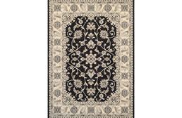 Everest Rosetta Ebony Area Rug