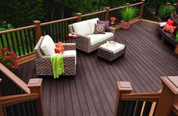 Trex Transcend - Square Edged Decking Board