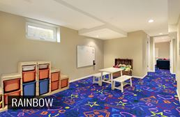 Joy Carpets Kid's Art Carpet