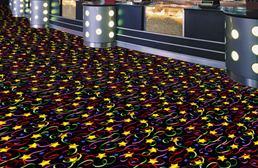 Joy Carpets Streamers & Stars Carpet