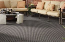 Superbe Shaw Pattern Play Outdoor Carpet