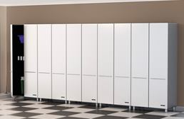 Ulti-MATE Storage 5-Piece Tall Cabinet Set