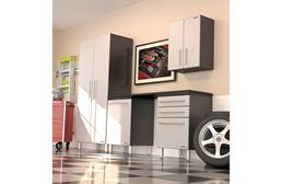 Ulti-MATE Garage Pro 5-Piece Cabinet Kit