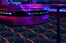 Joy Carpets Neon Lights Carpet - Dynamo