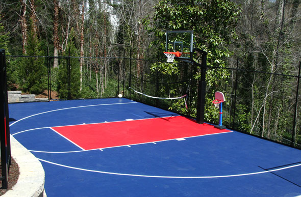 Outdoor Sports Tiles