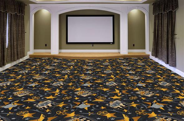 Joy Carpets Silver Screen Carpet