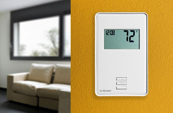 nTrust Floor Heating Thermostat