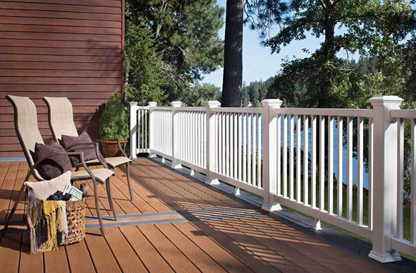 Trex Select - Grooved Edge Decking Board