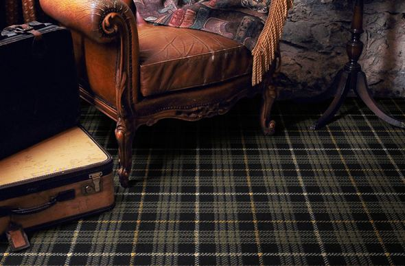 Joy Carpets Bit O' Scotch Carpet