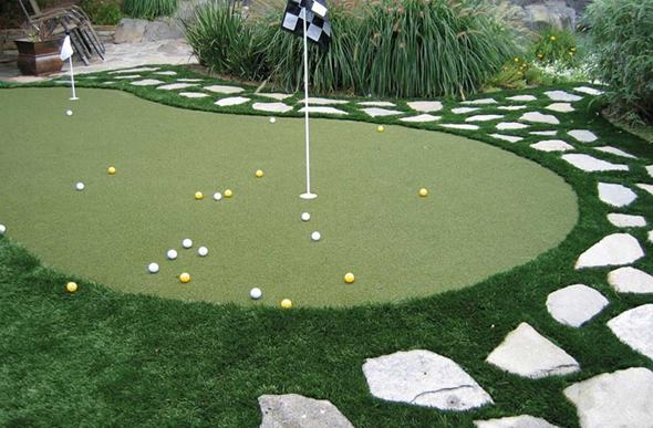 Elite Putting Green Turf Rolls