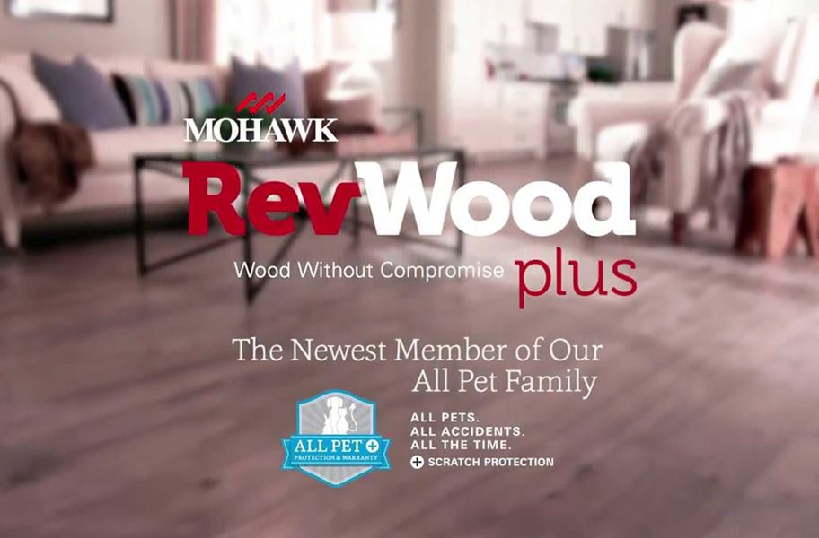 Mohawk Elderwood Revwood Plus Waterproof Laminate