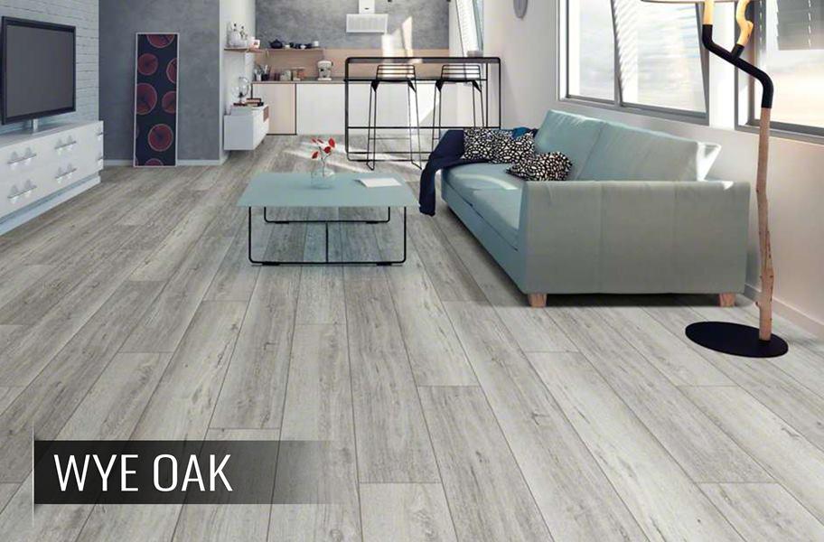 Shaw Heritage Oak White Oak Rigid Core Plank