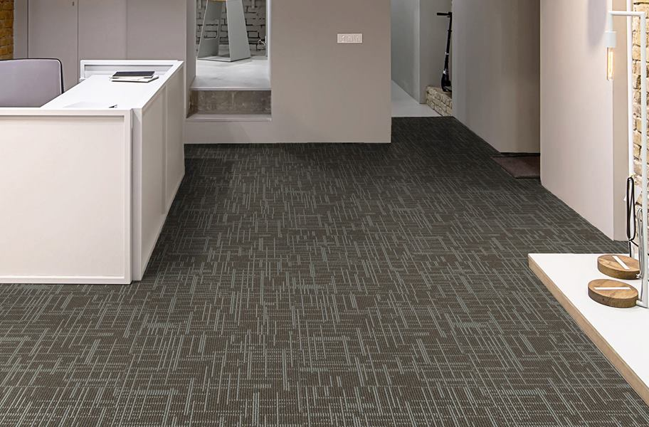 Phenix Focal Point Carpet Tile