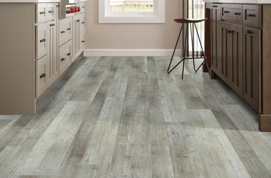 Shaw Paragon Plus Mix Rigid Core Vinyl Planks