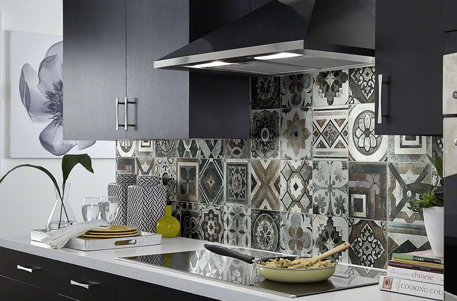 Shaw Marlow Deco Mix 8 Quot X 8 Quot Wall Tile Cs86z