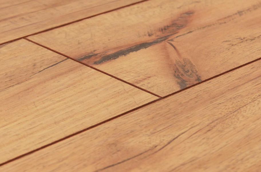 Shaw timberline hand scraped laminate flooring planks for Shaw laminate flooring